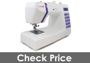 dc2013 janome review
