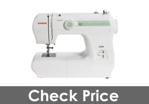 Janome 2206 review