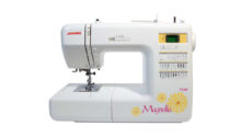 Janome 7330 review